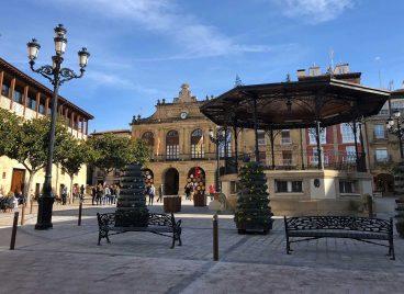 Plaza Ayuntamiento Haro